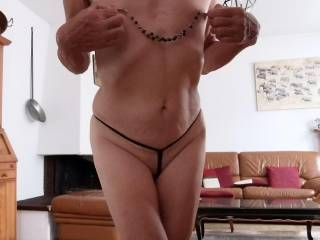 would you use my smooth shaved mature body