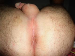 I want to lick your tight little ass till your cock is rock hard so i can slip down your shaft before i pump your ass with my throbbing penis