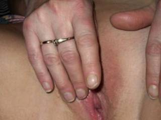 Sex toys are fun but I also love to finger myself