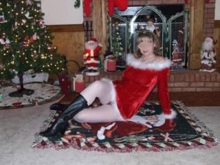 Santa really wants a bad girl to visit.  Any Santas out there needing a bad girl?