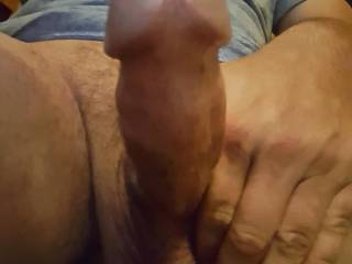 take my cock deep in your pussy. I want your cum to drip from my balls and drive me crazy til I drain my load inside you. who\'s up for it??