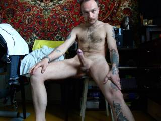 """I """"WANT"""" to take a nice long HARD ride on your COCK!!!!!!!"""