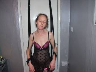tied up what would you like to do to Joanne