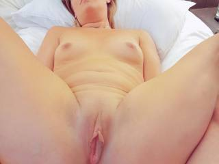 My husband wants to watch me get fucked hard by someone with a very big cock x