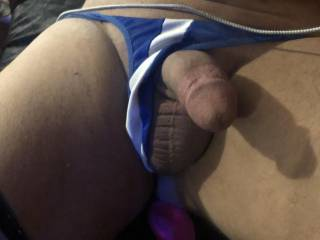 Getting hard after sexy lingerie lady comments