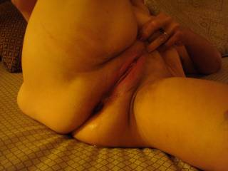 MMMMMMMMMMMM BABY I WOULD LOVE TO PUT MY COCK IN YOUR TIGHT ASS BABY THEN IN YOUR HOT PUSSY