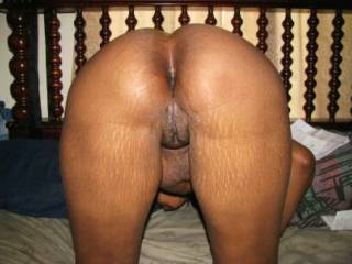 Love to slip my white cock deep into her pussy.  ;)