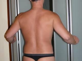 i like show my thong