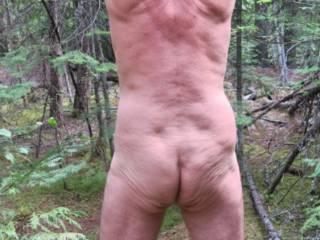 Mr. Floridaman, enjoying the great outdoors.  From Mrs. Floridaman