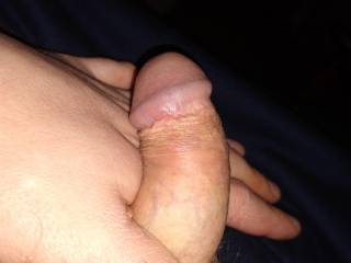 My soft cock! Who wants to help me get rock hard?