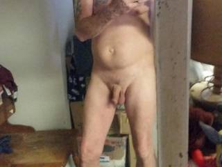 My nude self