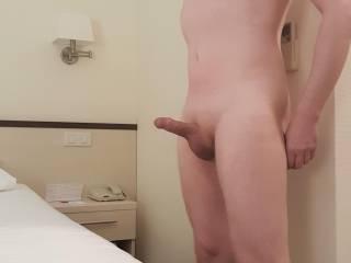 alone in the hotel