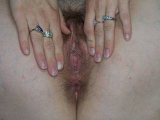 Would your old man be good enough to fill you full of come, then I would love to lick and suck it all out.