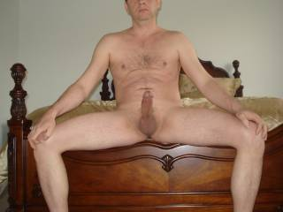 I have a hot hubby named Ian.  We are lucky ladies.  Would you care to share?