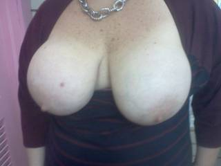 i've got the perfect cock to go between those amazing tits..... soon...