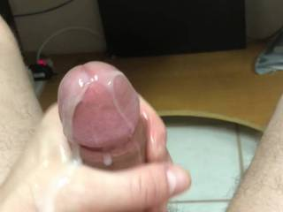 Just having some fun... would you swallow that?