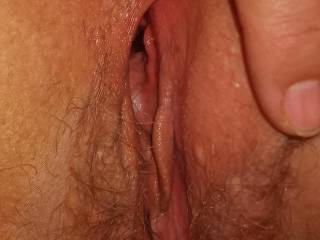 lick my sperm out and then suck her juices off of my dick