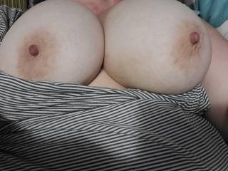 They got hard thinking of you jerking it and Cumming all over them.