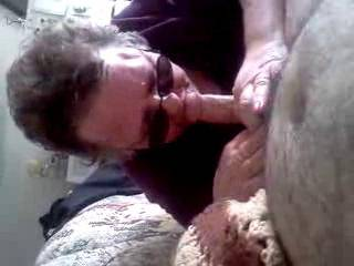 WOW. Expert cock sucker. Wish there was more to see. how old is she?
