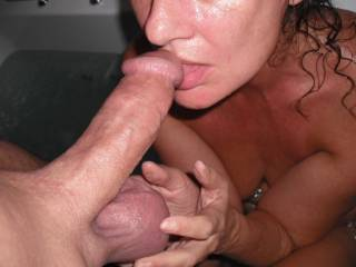 Hot pic ..........wife loves the cock