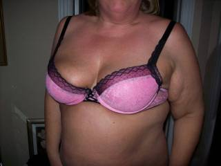 Stopped by to fuck Mrs Daytonohfun recently and she wanted to show me her new bra