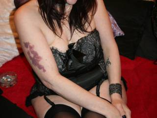 Manson's cum bucket .. Dita .. I love to see my wife of 21 years being fucked and used  by other guys ..Dita loves to be fucked ragged  by total strangers..