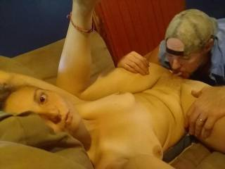 Now who is going to fuck my wet pussy  hard for me??