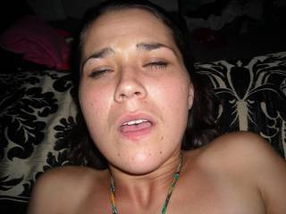 u'r pretty face look some pervy and make me think to a sloppy blowjob and facial cumshot ! u'r really hot !