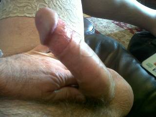 mmmmm! playing with my thick smooth cock on zoig chat! looking for an online playmate! who wants to cum with me xx