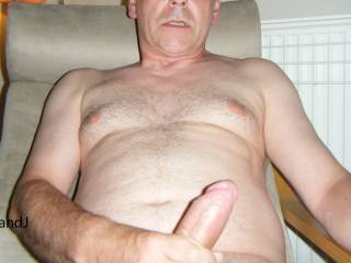 she grabbed the camera and wanted pictures of hard cock, J loves hard cocks ;-)