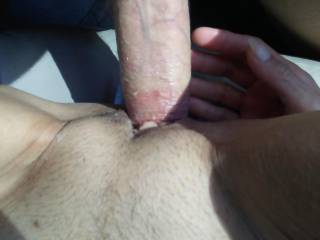 She caressed my balls after a killer ball and cock suck