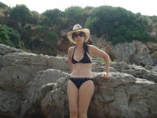 My milf wife body I hope you like her