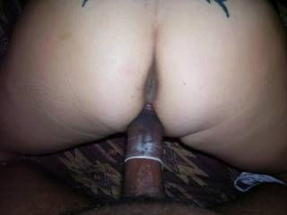 Nice action shot of your nice, thick cock fucking her tight, little pussy.