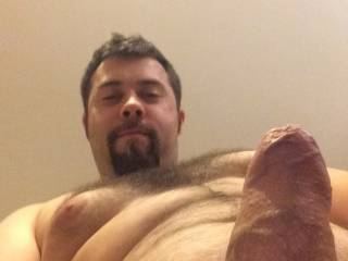 Big hard dick ready for action