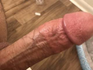 All this cock and few holes to fill! If anyone in Houston or surrounding areas wants a big cock and lots of cum, shoot me a PM!