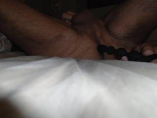 solo   NEW toy  see what CUMs out