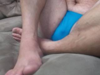 Another man panty pic.