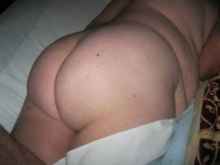 Fabulous ass!!!  I wan to touch and play with those cheeks. I would love to see you naked with us!