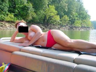 """I enjoy outdoor nudity as well as public and semi public sex. The risk of being seen adds much to the experience. Agree? :) My face pic is attached. Thought maybe you would like to see who was turned on by your photos. One of the many things I enjoy sexually is MFM 3somes. So if you""""ever"""" cum to southwest Florida, say hello......   :3some:"""