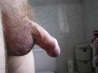 Nice cock! really teasing. I would suck that cock so hard until you cum and i'm not even gay...