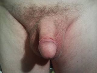 nice and seems to be like my dick. is your wife appreciates not too big cock like mine?