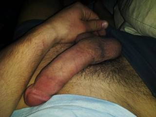 nice length for the girls but better shaved smooth for essential oral fun