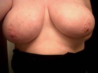 I met this Beth online ages ago. We fucked a few times, but she really loved sucking my cock for some reason. She once drove an hour and sucked my cock for three hours in her car. She swallowed four loads without spilling a drop. Loved fucking those tits.