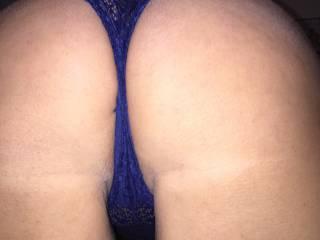 A closer look at my ass...