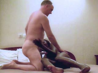 Enjoy aome ebony interracial porn actions from Africa