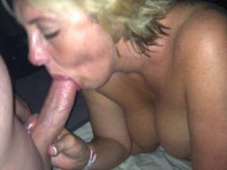 hello sexy  i bet she can suck deep
