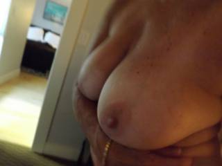 sexy mature wife riding my cock