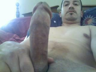 my wife wants to sit on your cock while you do that, she loves to feel it explode in her cunt!  LandR