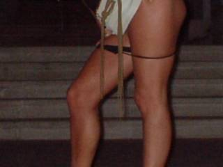 knickers down legs open, and oooooh yes i did get it that night big time......Mmmm