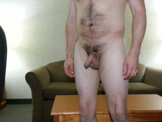 With a body like yours and your magnificent cock it is no wonder you wanted to show off!